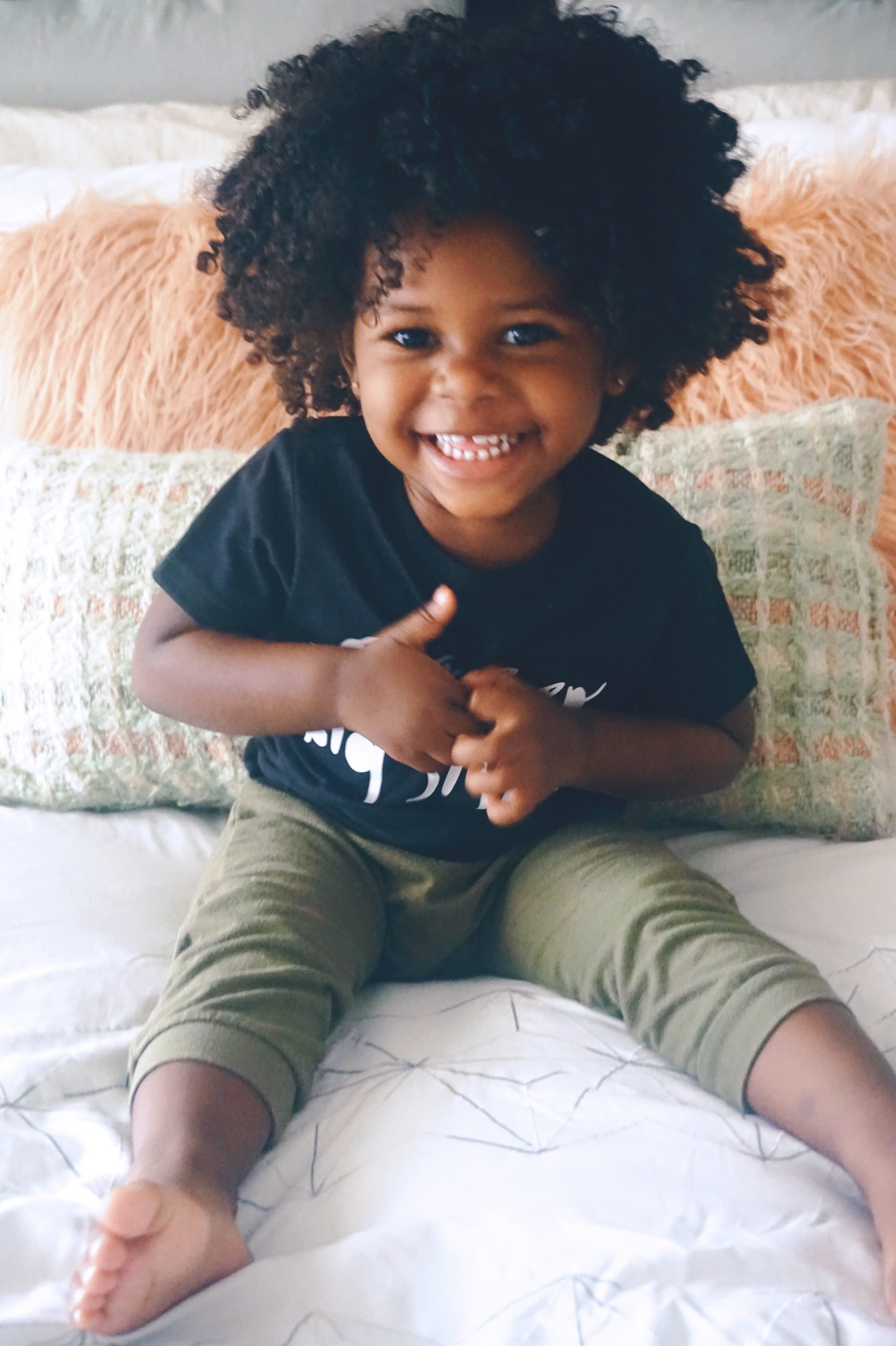 Big Sister KIMBERLY - Mommyhood Joy