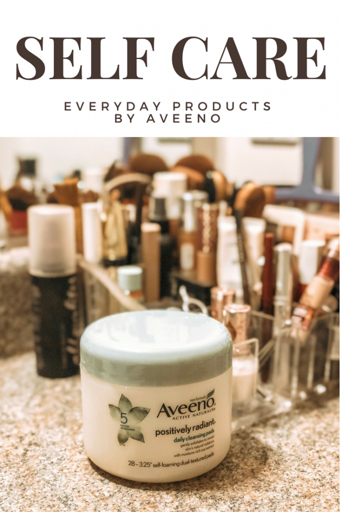 favorite Aveeno skincare products, to tone, texture, dullness, blotchiness, and brown spots—to leave your skin looking fresh, awake and radiant.