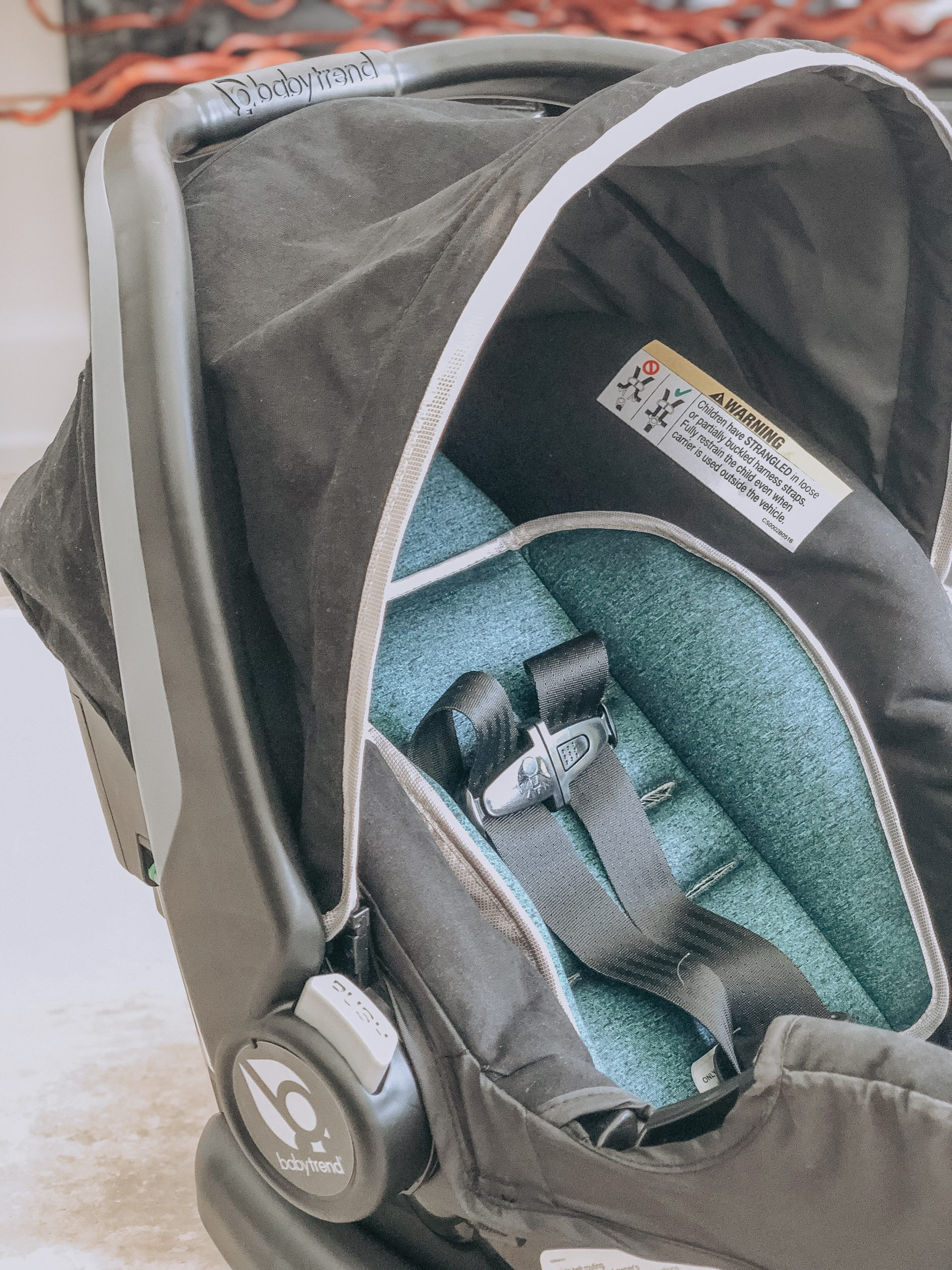 Tango Stroller Travel System review