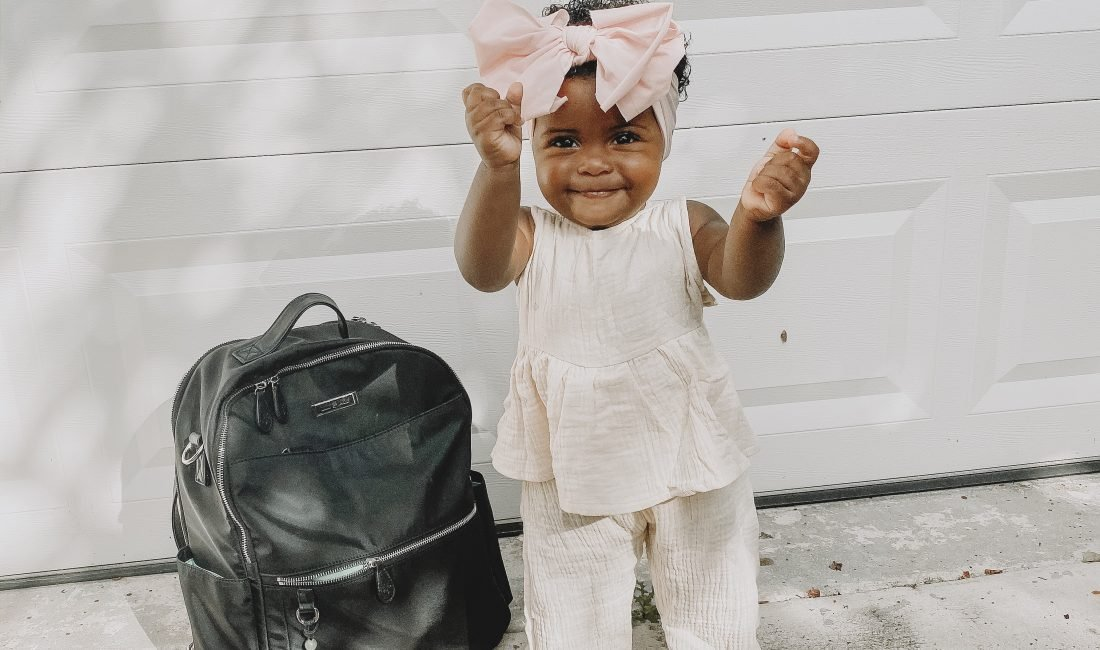 What is in My toddler Diaper Bag y Mommyhood Joy Blog is a Miami, FL Family, Travel, and Lifestyle Blog.