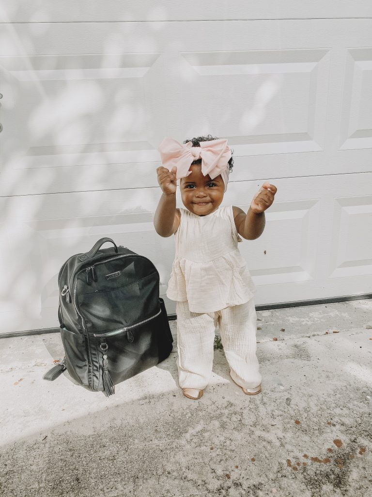Simple List of Diaper Bag Essentials for Two Kids